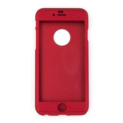 Чехол 360 для iPhone 6/6s (red)
