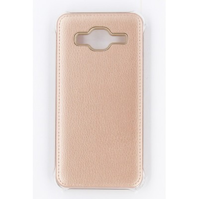 Чехол-панель Dengos (Back Cover) для Samsung Galaxy J3 2016 (J320) (gold)