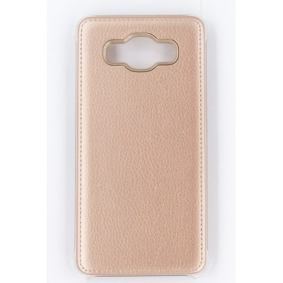 Чехол-панель Dengos (Back Cover) для Samsung Galaxy J5 2016 (J510) (gold)
