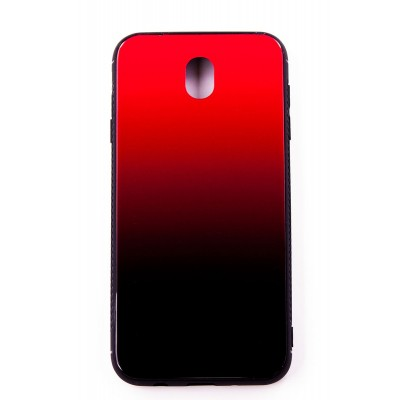 "Чехол-панель Dengos (Back Cover) ""Mirror"" для Samsung Galaxy J7 2017 (J730),(red)"