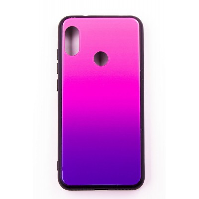 "Чехол-панель Dengos (Back Cover) ""Mirror"" для Xiaomi Redmi 6 Pro,(pink)"