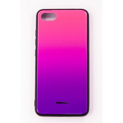 "Чехол-панель Dengos (Back Cover) ""Mirror"" для Xiaomi Redmi 6A,(pink)"