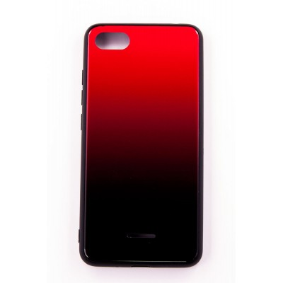 "Чехол-панель Dengos (Back Cover) ""Mirror"" для Xiaomi Redmi 6A,(red)"