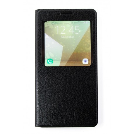 Чехол-Книжка DENGOS (flipp-BOOK Call ID) Samsung Galaxy J4 2018 (J400) (black)